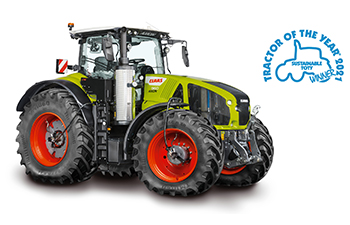 CLAAS AXION 960 CEMOS