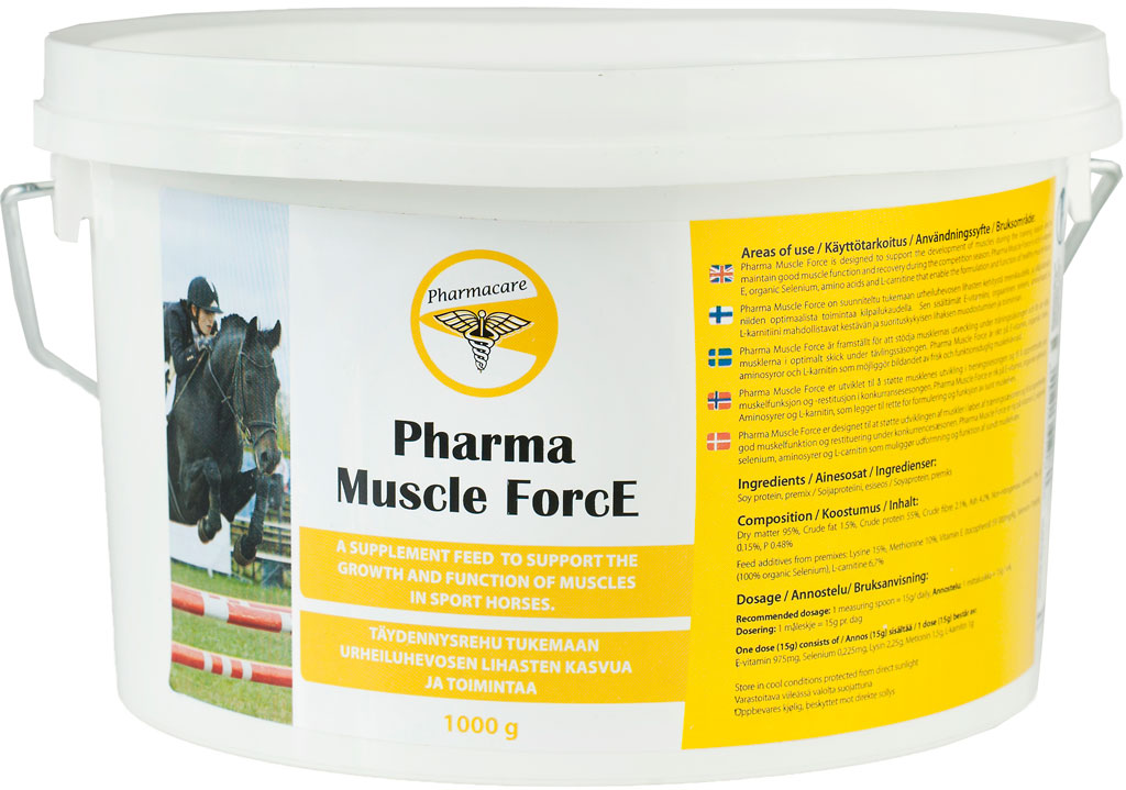 Pharma Muscle Force 1 kg