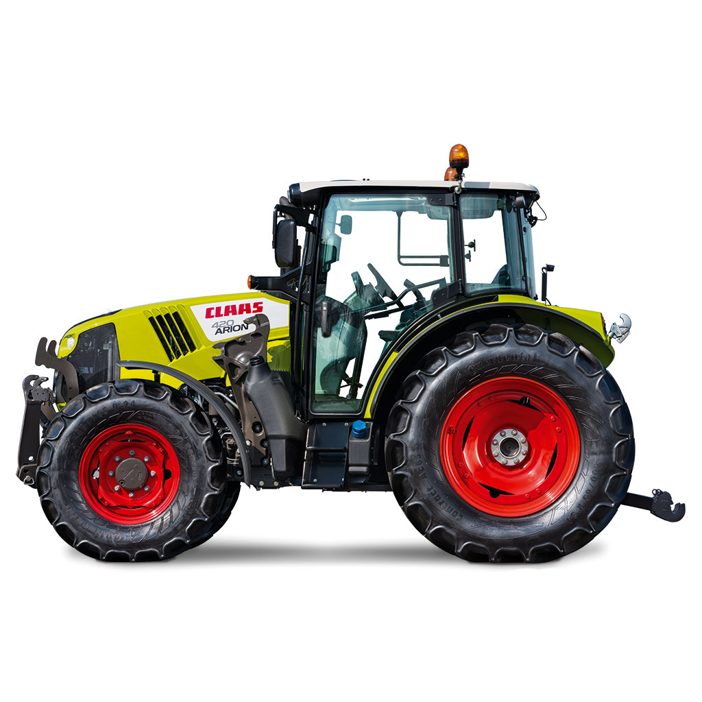 Claas Arion 420 traktori