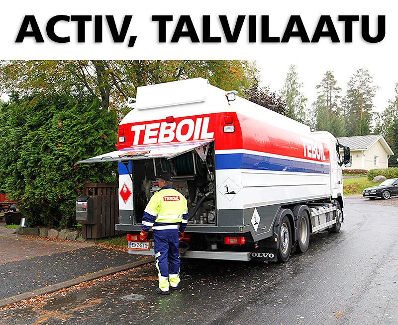 Diesel Talvilaatu