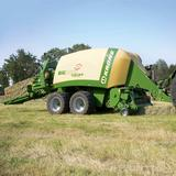 Krone Big Pack 870 HDPXC kanttipaalain