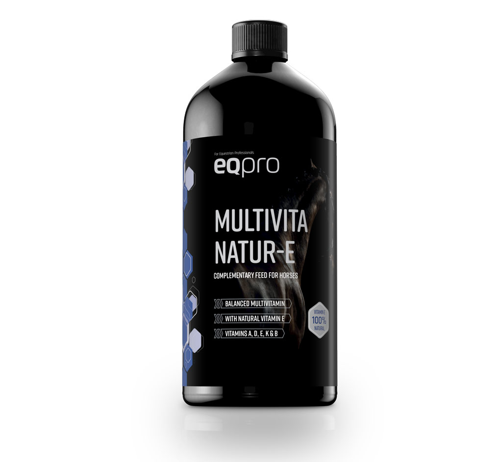 EQPro Multivita Natur-E 1000 ml