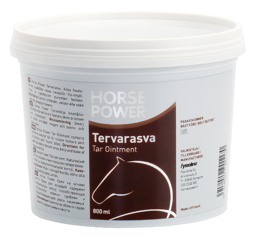 Horse Power Tervarasva 800 ml