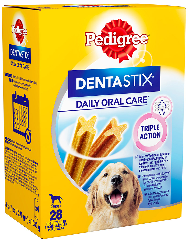 Pedigree Dentastix Large 4x270 g