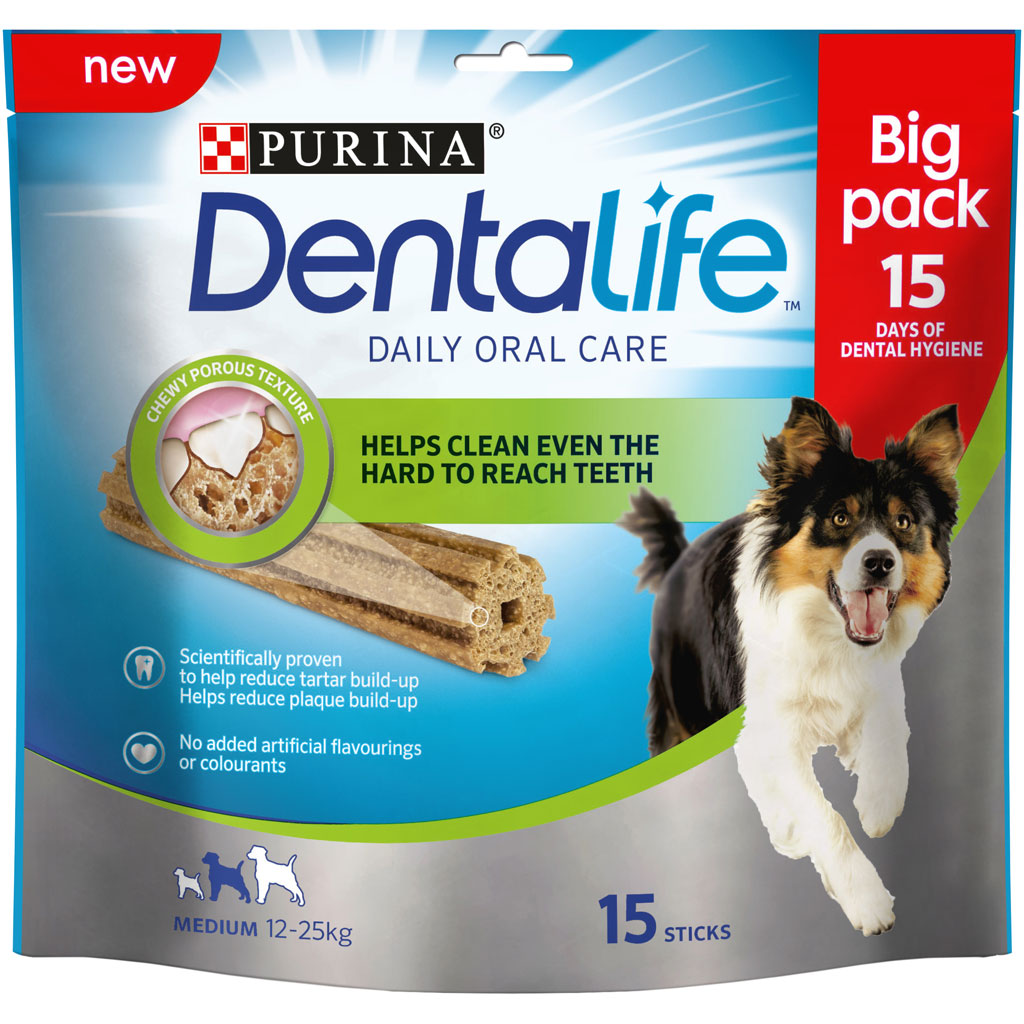 Purina Dentalife Medium Big Pack 426 g