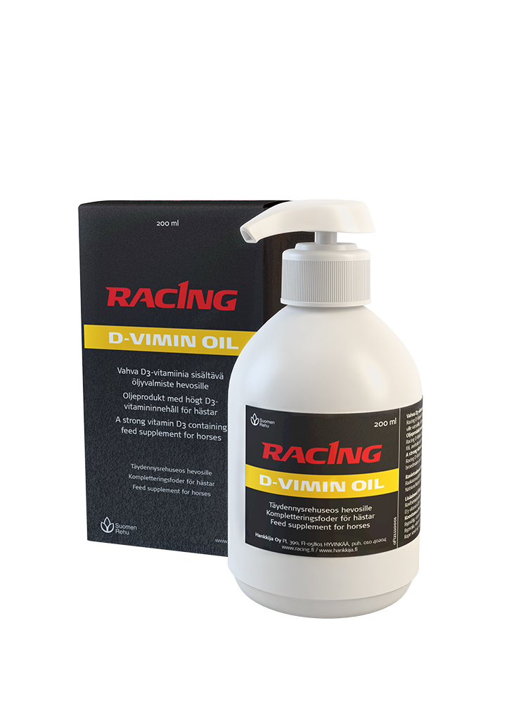 Racing D-Vimin Oil 200 ml