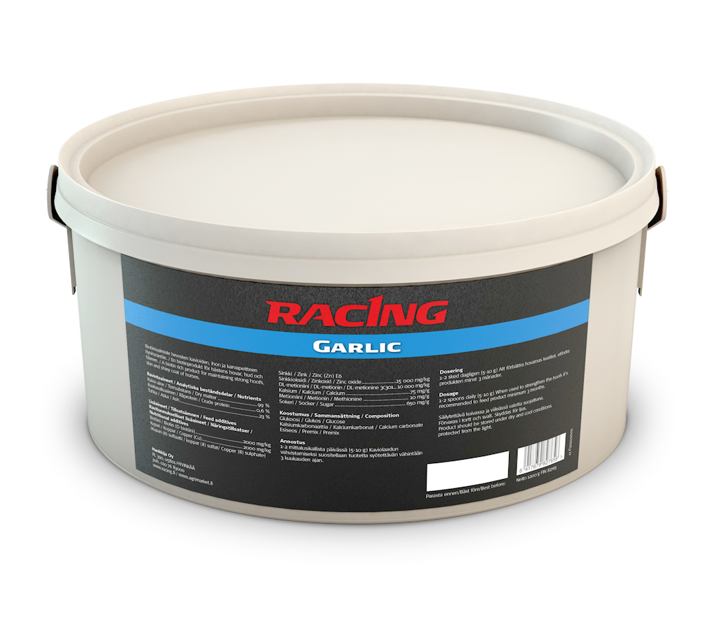 Racing Garlic 1,5 kg