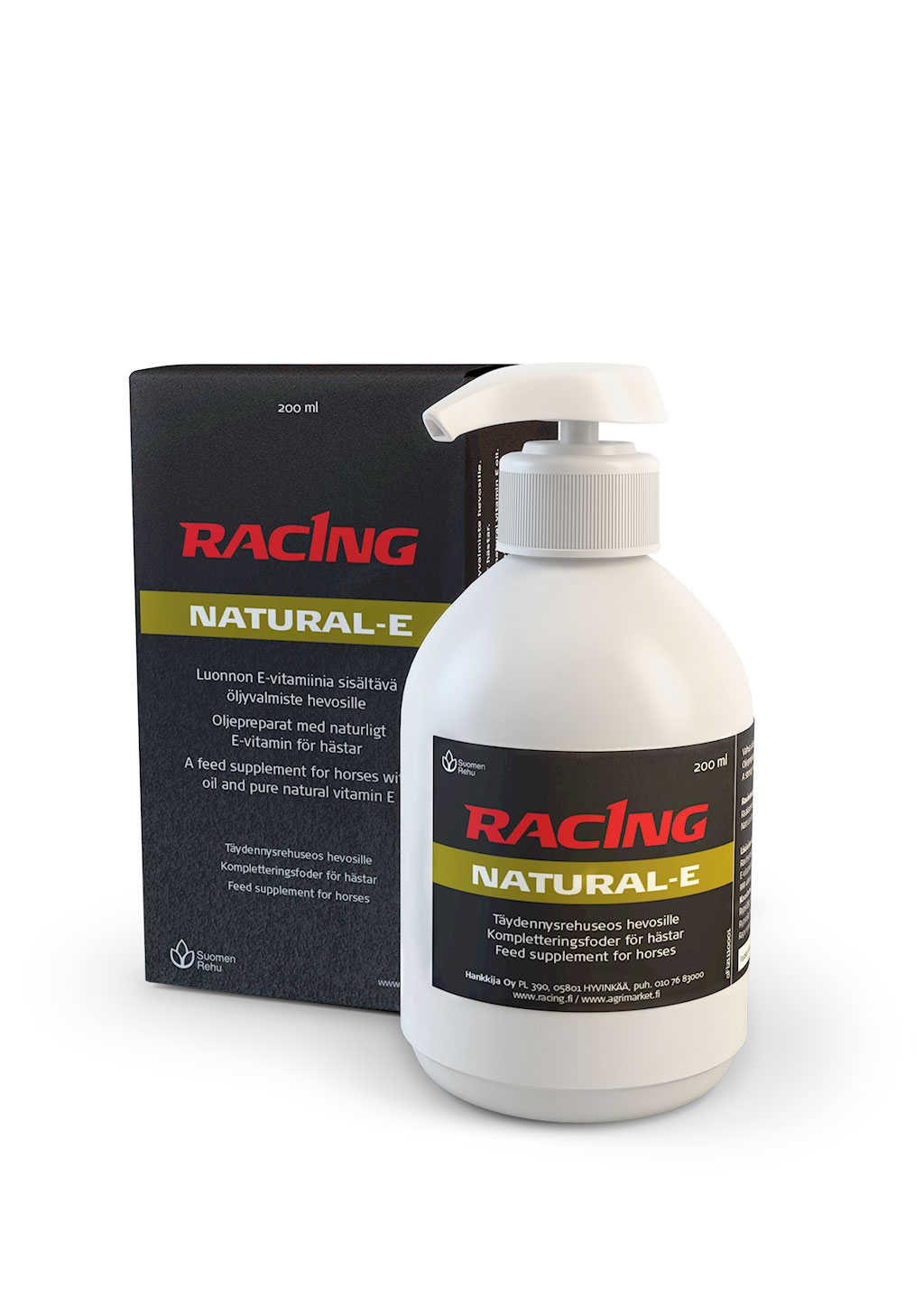 Racing Natural-E  200ml