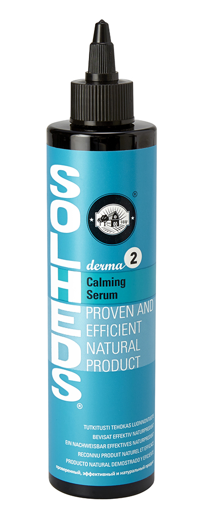 Solheds Derma2 Calming Serum 250 ml