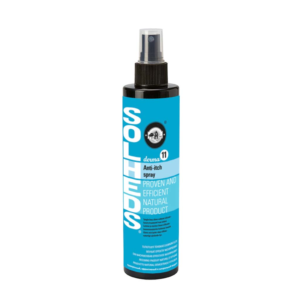 Solheds Derma11 Anti-Itch spray