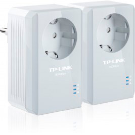 TL-PA4010PKIT Powerline -adapterit (2 kpl), TP-LINK