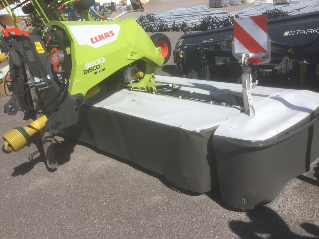 Claas Disco 3600 F Move