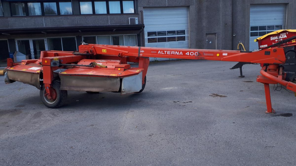 Kuhn Alterna 400