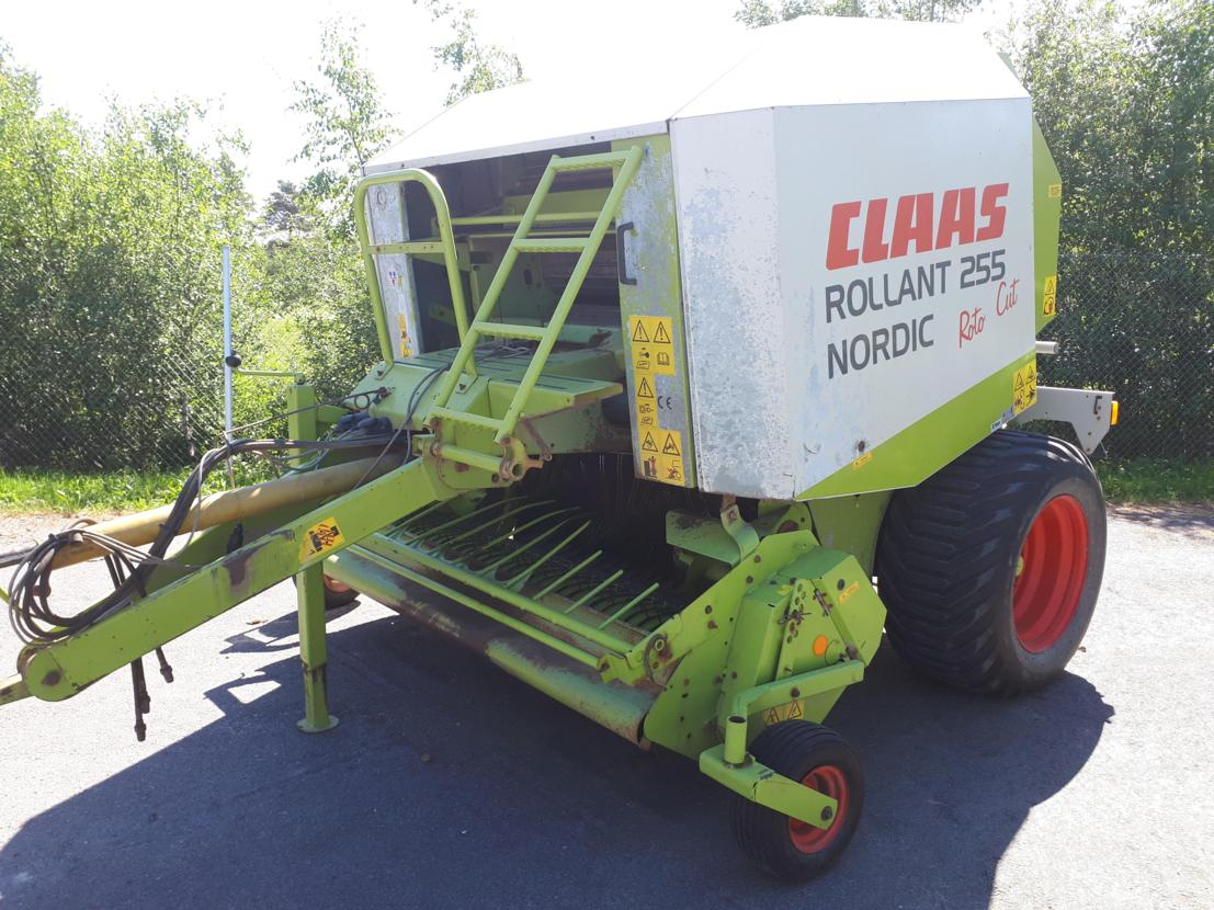 Claas Rollant 255 Nordic Roto