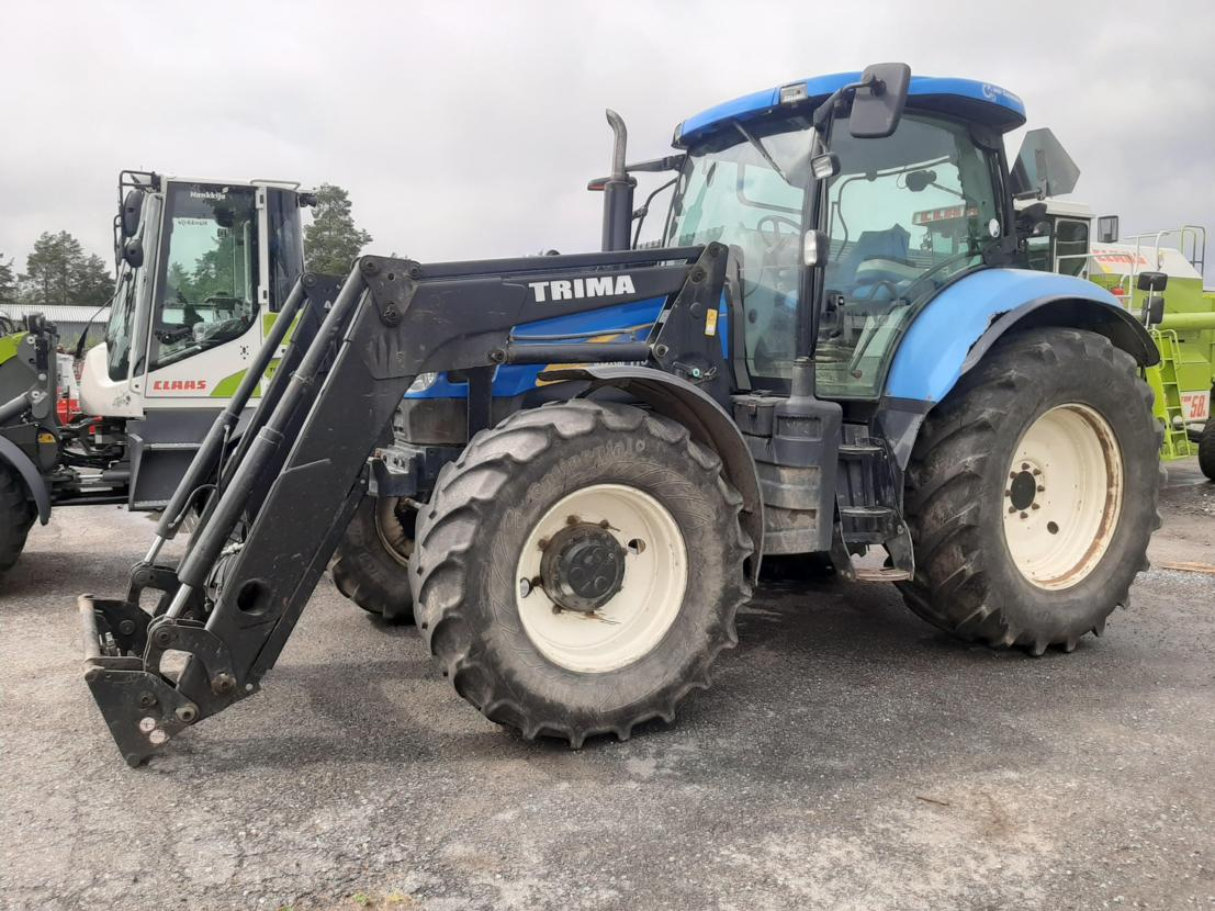 New Holland T 6080 Pce