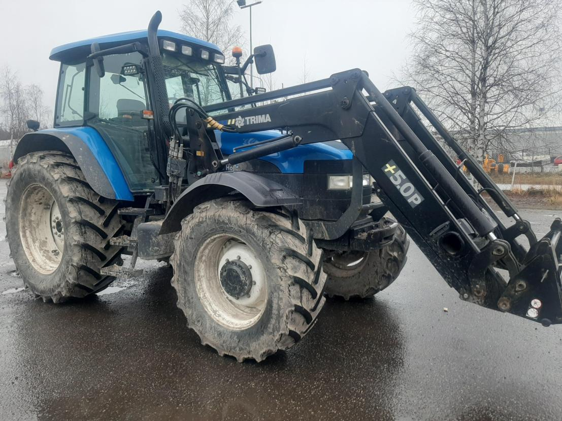 New Holland Tm120 Rc