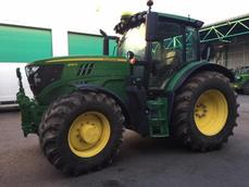 JOHN DEERE 6155R ULTIMATE